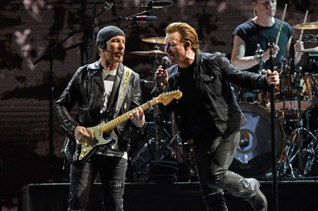 Grammys 2018 U2 Will Reportedly Pre Record Live Performance Spin