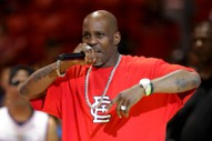 DMX Imprisoned as Flight Risk After Positive Drug Test
