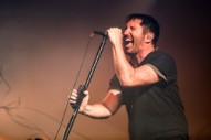 Trent Reznor Seeks Restraining Order Against His Neighbor