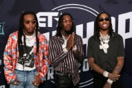 Migos Reveal Kanye West Contributed Production to <i>Culture 2</i>