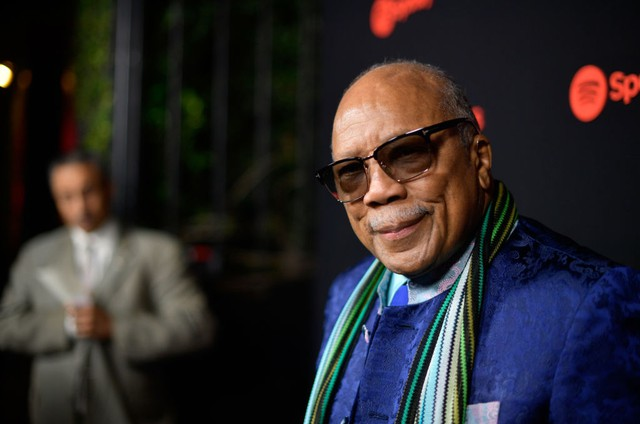 Quincy Jones Says He Has 22 Girlfriends Who Know About Each Other