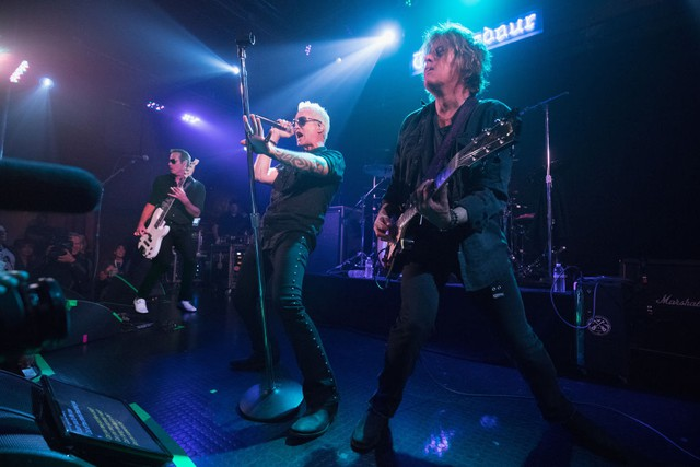 SiriusXM Presents Stone Temple Pilots Live from the Troubadour in Los Angeles