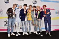 Watch BTS Perform &#8220;Mic Drop&#8221; and &#8220;DNA&#8221; on <i>New Year&#8217;s Rockin&#8217; Eve</i>