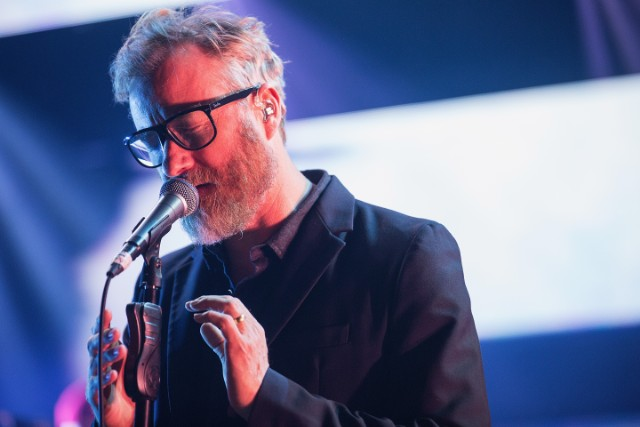 The National Performs At The Paramount Theatre