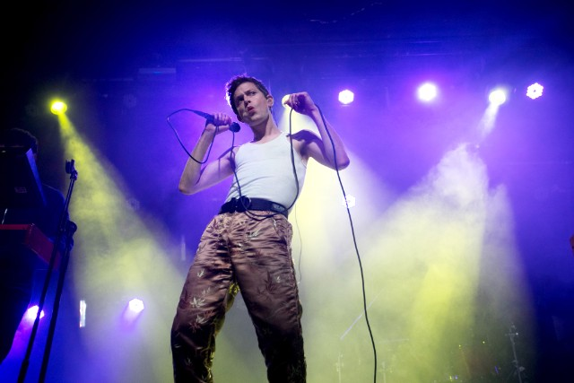 "Perfume Genius Says He Plans to ""Joust"" with Eminem at"