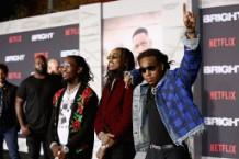LA Premiere of Netflix Films