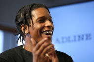"A$AP Rocky – ""Money Bags Freestyle (Dean Blunt Meditation)"""
