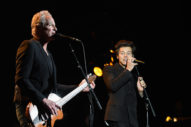 "Watch Harry Styles Join Fleetwood Mac for ""The Chain"""