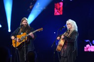 Grammys 2018: Watch Chris Stapleton and Emmylou Harris's Tom Petty Tribute Performance