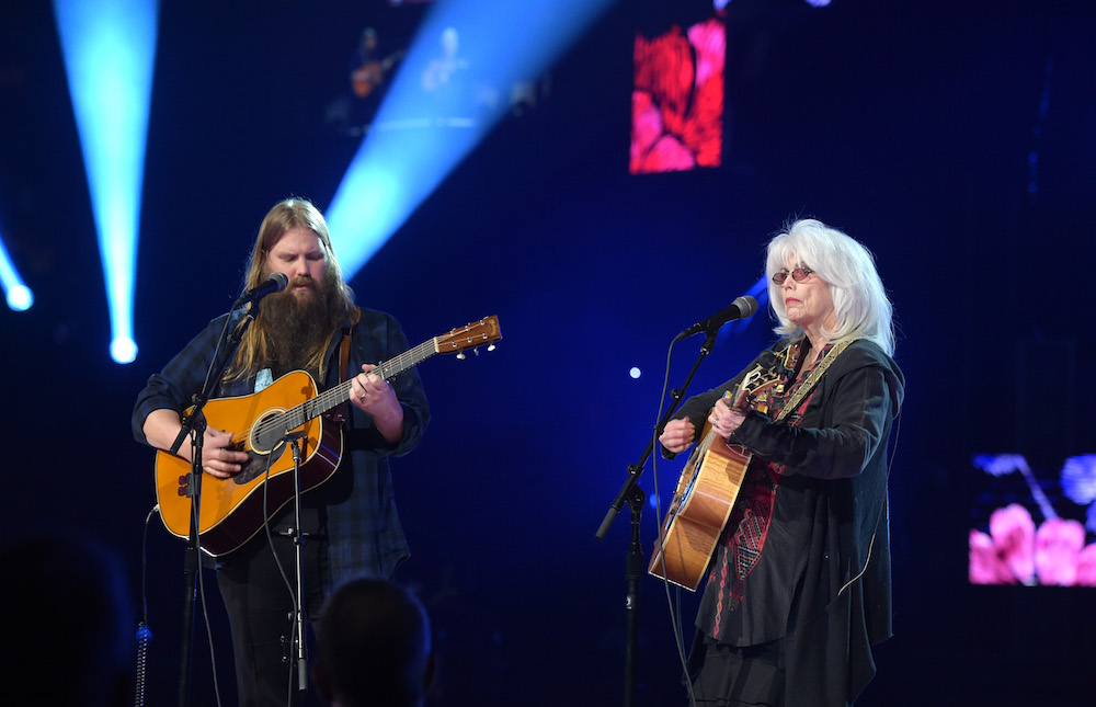 Grammys 2018: Watch Chris Stapleton and Emmylou Harris's ... Emmylou Harris In Nederland In 2018