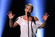 "Grammys 2018: Watch Pink Perform ""Wild Hearts Can't Be Broken"""