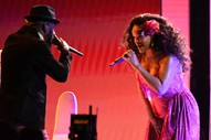 """Grammys 2018: Watch Rihanna, DJ Khaled, and Bryson Tiller Perform """"Wild Thoughts"""""""
