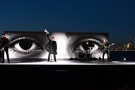 """U2's """"Get Out of Your Own Way"""" Was an Odd Choice for a Pro-Immigration Grammys Performance"""