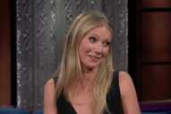 "Gwyneth Paltrow on Chris Martin: ""He's Really Like My Brother"""