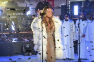 Watch Mariah Carey's 2018 New Year's Eve Performance
