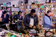 Watch Open Mike Eagle's NPR Tiny Desk Concert