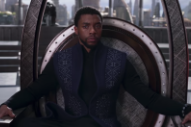 Watch the Latest <i>Black Panther</i> Trailer Featuring New Music From Kendrick Lamar and Vince Staples