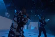 Watch Quavo and Travis Scott Perform &#8220;Eye 2 Eye&#8221; on <i>Kimmel</i>