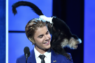 "German Zoo Says Justin Bieber's Illegal Monkey ""Still Has Issues"""