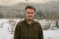 Mount Eerie Announces New Album <i>Now Only</i>, Releases &#8220;Distortion&#8221;
