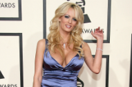 Rumor: Trump Asked Porn Star Stormy Daniels to Spank Him With <i>Forbes</i> Magazine