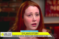 "Dylan Farrow: Woody Allen ""Has Been Lying For So Long"" About Sexual Assault Allegations"