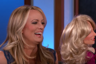 Stormy Daniels on Kimmel: Porn Star Dodges Questions About Signing NDA and Letter Denying Trump Affair