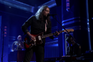 Watch the War on Drugs Play Their #1 Hit on the Tonight Show