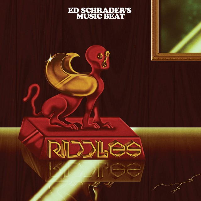 Image result for Ed Schrader's Music Beat - Riddles (Carpark) $13.99