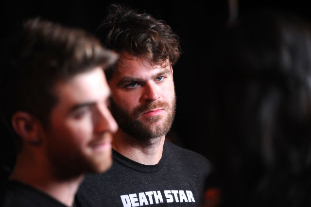 The Chainsmokers' Alex Pall caught cheating in a CCTV footage