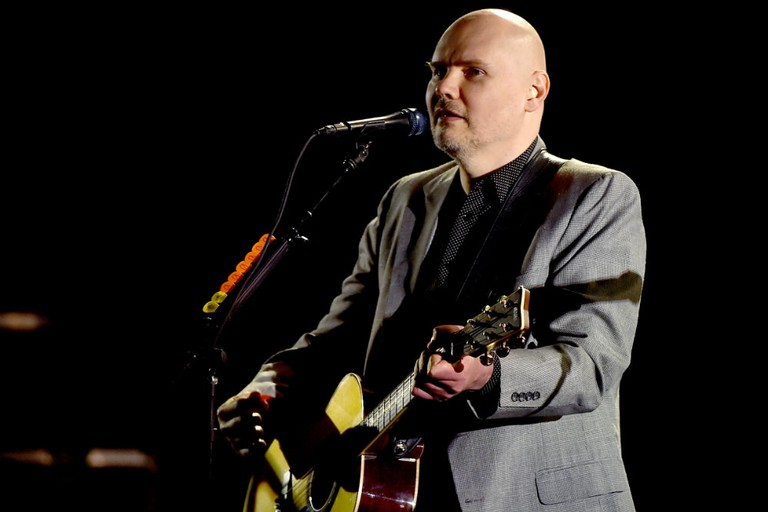 Billy Corgan: New Smashing Pumpkins Album Recorded By Rick Rubin