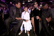 Grammys 2018: Blue Ivy Tells Beyonce and Jay-Z to Chill Out During Camila Cabello's DACA Speech