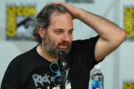 Dan Harmon Confesses to Sexually Harassing <i>Community</i> Writer Megan Ganz on His Podcast