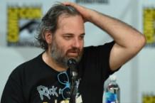 Dan Harmon apologizes to Megan Ganz on Harmontown podcast
