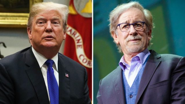 Trump White House Requests Screening of Spielberg Film 'The Post'