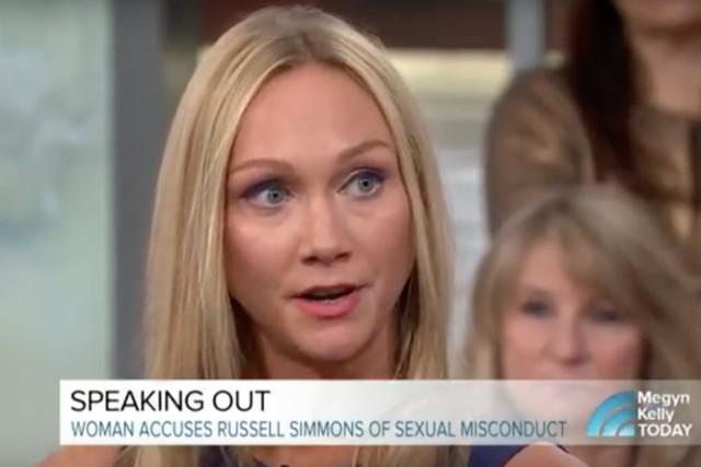 Russell Simmons Accuser Jennifer Jarosik Says He Raped Her Twice