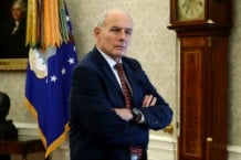 John Kelly Says Mexican Border Wall Impossible