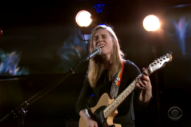 Watch Julien Baker Perform &#8220;Turn Out the Lights&#8221; on <i>Colbert</i>