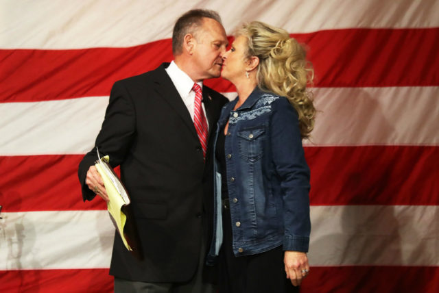 Roy Moore's wife reveals their 'Jewish attorney' and he's a Christian