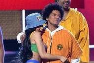 "Grammys 2018: Watch Bruno Mars and Cardi B Perform ""Finesse (Remix)"""