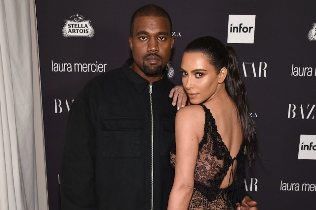 Kimye Welcome Third Child via Surrogate