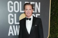 2018 Golden Globes: Kyle MacLachlan Was Robbed