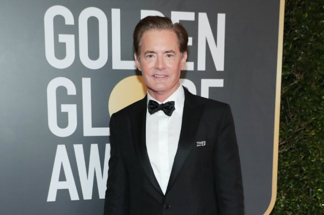 Kyle MacLachlan loses at 2018 Golden Globes
