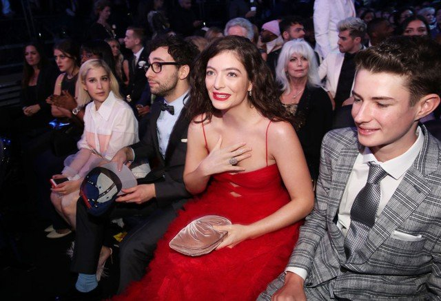 Image result for lorde grammy 2018