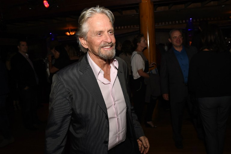 Michael Douglas accused of sexual misconduct