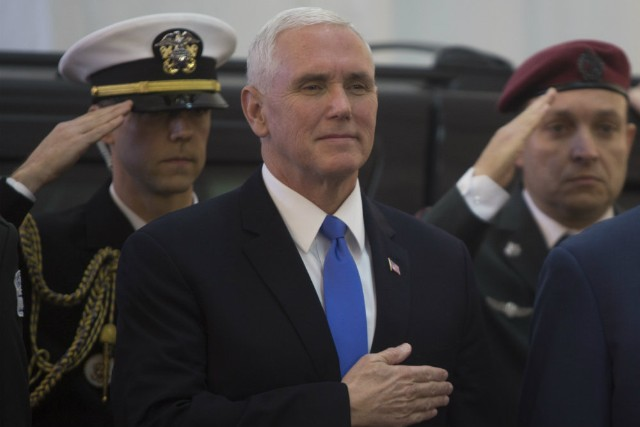 Mike Pence: I know what's in Trump's heart