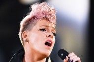 Pink Will Sing the National Anthem at the Super Bowl