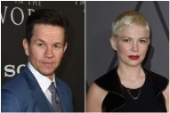 Report: Michelle Williams Paid $1.4 Million Less Than Mark Wahlberg to Reshoot <i>All the Money In the World</i>