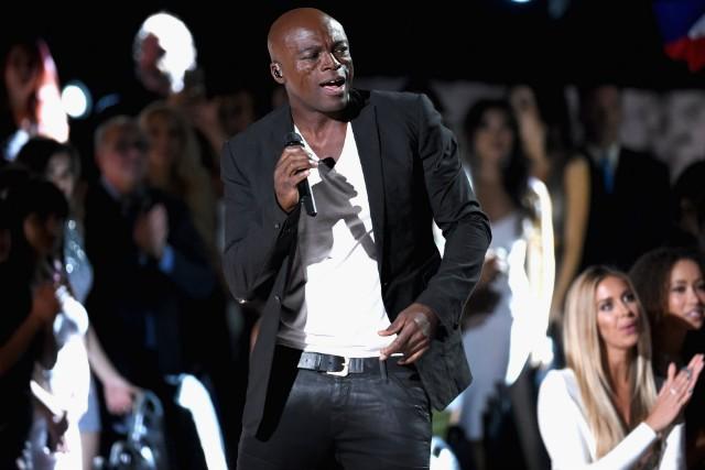 Seal calls Oprah Winfrey a hypocrite for Golden Globes speech