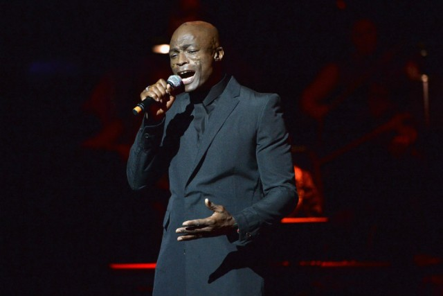 Seal backs off Oprah diss takes shot at Stacy Dash